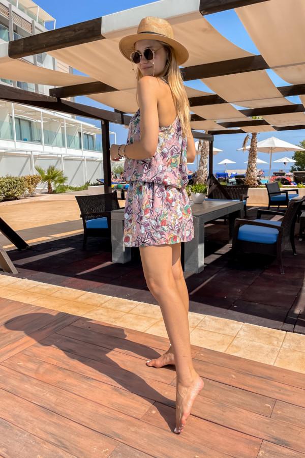 Sukienka La Playa różowa 8