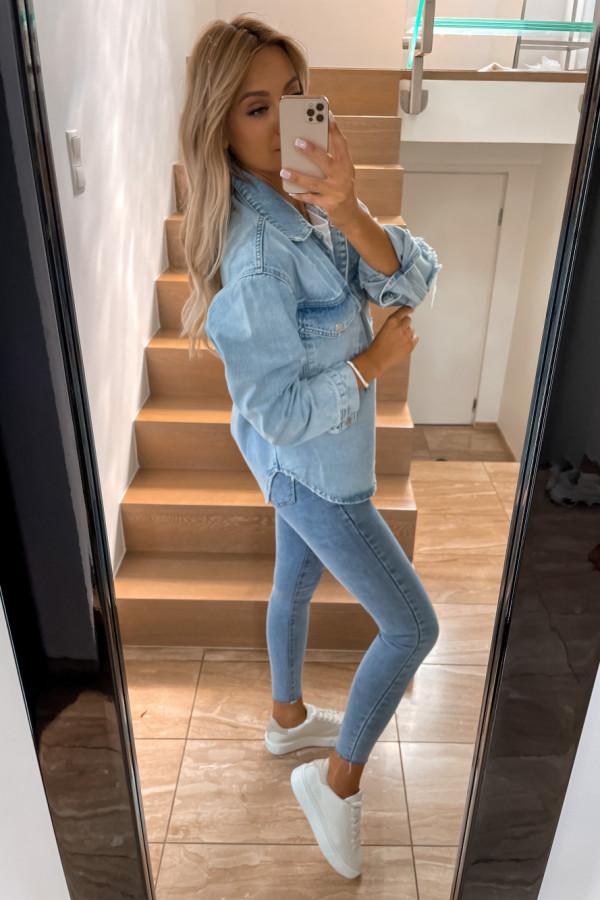 Koszula jeansowa Denim 4