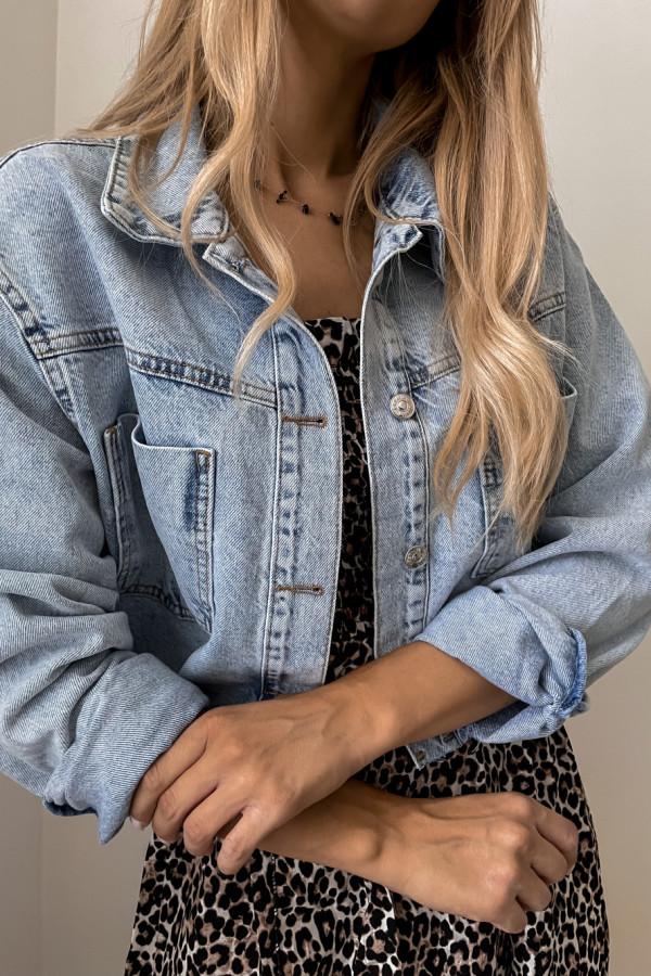 Kurtka jeansowa Pola 5