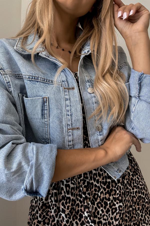 Kurtka jeansowa Pola 6