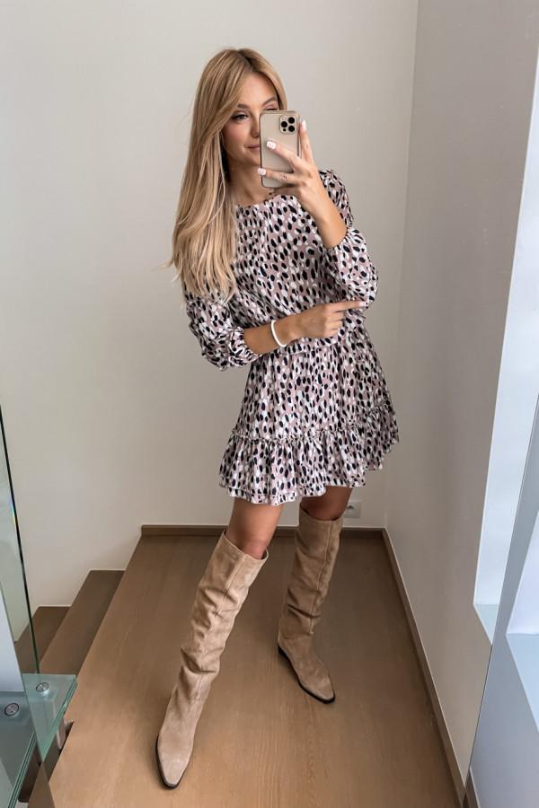Sukienka Vanessa kropki